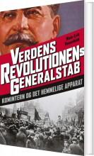 verdensrevolutionens generalstab - bog