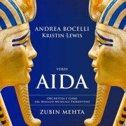 simeon - kristin lewis - andrea bocelli - verdi: aida  - cd