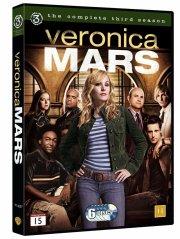 veronica mars - sæson 3 - DVD