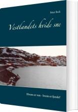 vestlandets hvide sne - bog