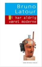 vi har aldrig været moderne - bog