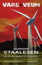 vi skal høste vinden - bog