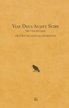 viae deus audet scire - veje gud tør kende - bog