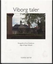 viborg taler - bog