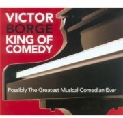victor borge - king of comedy - cd