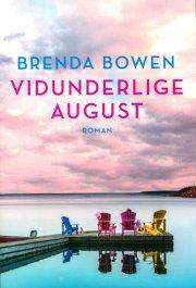 vidunderlige august - bog