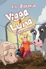 vigga & luna #3: bondemanden - bog