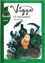 vigga til halloween - bog
