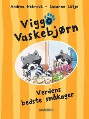 viggo vaskebjørn - verdens bedste småkager - bog