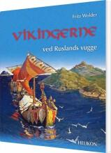 vikingerne ved ruslands vugge - bog