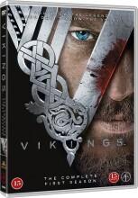 vikings - sæson 1 - DVD