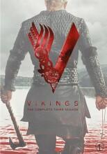 vikings - sæson 3 - Blu-Ray