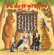 vil du se giraffen? - bog