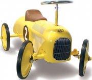 gåbil - formel 1 racer i gul - vilac - Udendørs Leg