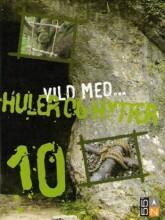 vild med - huler og hytter - bog
