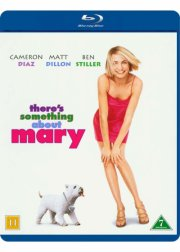 vild med mary / there's something about mary - Blu-Ray