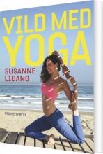 vild med yoga - bog