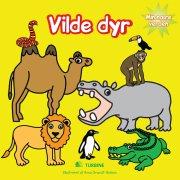 vilde dyr - bog