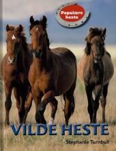 vilde heste - bog