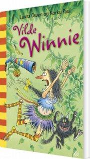 vilde winnie - bog