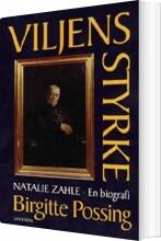 viljens styrke - bog