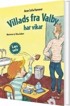 villads fra valby har vikar - bog