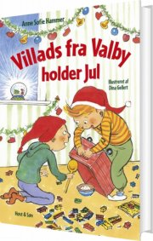 villads fra valby holder jul - bog