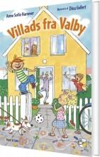 villads fra valby - bog