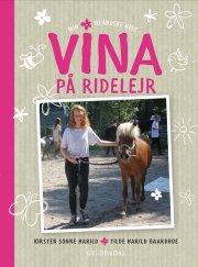 vina på ridelejr - bog