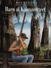 vindens passagerer: barn af kaimantræet, anden del - bog