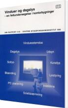 vinduer og dagslys - bog