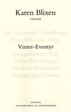 vinter-eventyr - bog