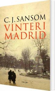 vinter i madrid - bog