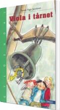 viola i tårnet - bog