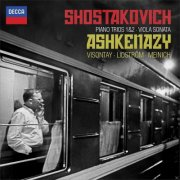 ashkenazy/visontay/lidström - viola piano trios 1 & 2 sonata - cd
