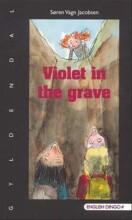 violet in the grave - bog