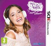 violetta: rhythm & music - nintendo 3ds