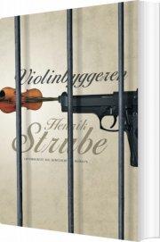 violinbyggeren - bog