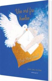 vise ord fra himlen - bog