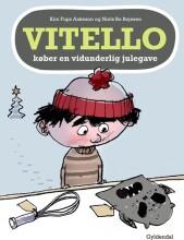 vitello køber en vidunderlig julegave - bog