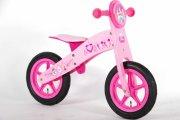 volare løbecykel / balancecykel i træ - disney prinsesser - 12