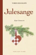 vores dejligste julesange - bog