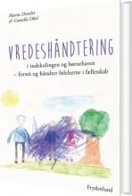 vredeshåndtering i indskolingen og børnehaven - bog