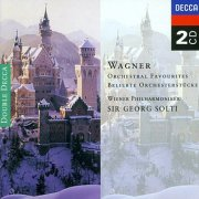 wagner - overtures / orchestral favourites - cd