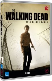 the walking dead - sæson 4 - DVD