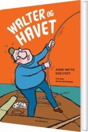 walter og havet - bog
