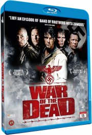 war of the dead - Blu-Ray