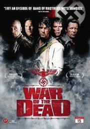 war of the dead - DVD