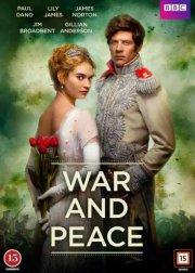 war & peace - sæson 1 - bbc - DVD