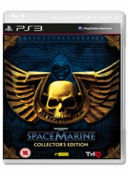 warhammer 40.000: space marine collectors edition - PS3